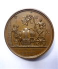 Picture of CA1208 Napoleonic Commemorative Medalion Hennin 879