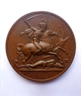 Picture of CA1218 Napoleonic Commemorative Medalion Bramsen 1162